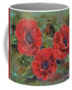 Poppy Splendor Coffee Mug