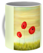Poppy Sunset Coffee Mug