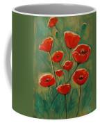 Poppy Surprise Coffee Mug