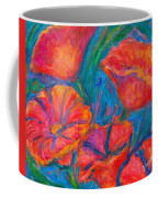 Poppy Twirl Coffee Mug
