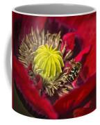 Poppy Visited Part II Coffee Mug