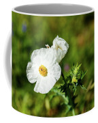 Poppy Wildflower Coffee Mug