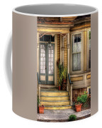 Porch - House 109 Coffee Mug by Mike Savad