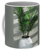 Porch Plant Coffee Mug