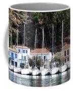 Poros Greece Coffee Mug