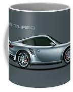 Porsche 911 Turbo Coffee Mug