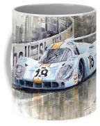 Porsche 917 Lh 24 Le Mans 1971 Rodriguez Oliver Coffee Mug