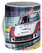 Porsche 935 Coupe Moby Dick Martini Racing Team Coffee Mug