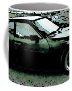 Porsche 944 On A Hot Afternoon Coffee Mug