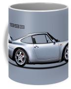 Porsche 993 Coffee Mug