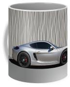 Porsche Beautiful Dream Sports Car Coffee Mug