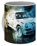 Porsche Carrera Rsr, 1973 - 23 Coffee Mug