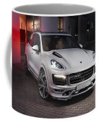 Porsche Cayenne Coffee Mug