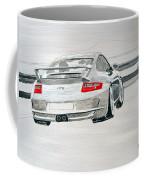 Porsche Gt3 Coffee Mug