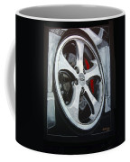 Porsche Techart Wheel Coffee Mug