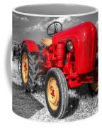 Porsche Tractor Coffee Mug
