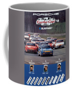 Porsche Turbo Cup 1988 Coffee Mug