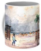 Port Alcudia Beach 01 Coffee Mug