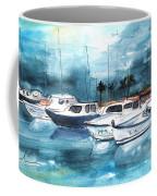 Port Alcudia Harbour 01 Coffee Mug