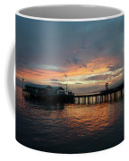 Port Angeles Sunrise Coffee Mug