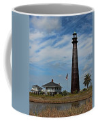 Port Bolivar Lighthouse Coffee Mug