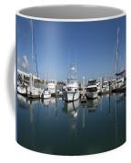 Port Canaveral Florida Usa Coffee Mug
