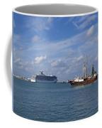 Port Canaveral In Florida Usa Coffee Mug