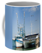 Port Canaveral On The East Coast Of Florida Coffee Mug