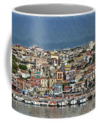 Port City Parga Greece - Dwp1163344 Coffee Mug