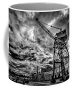 Port Crane Coffee Mug