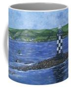 Port Glasgow, Perch Lighthouse Coffee Mug