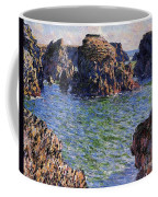 Port Goulphar Belle Ile Brittany Coffee Mug