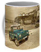 Port Isaac Defender  Coffee Mug