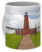 Port Of Kissimmee Lighthouse In Central Florida Coffee Mug