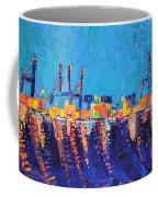 Port Of Malaga Coffee Mug