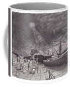 Port Of Tacoma Wa Waterfront Coffee Mug