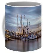 Port Royal Shrimp Boats Coffee Mug