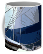 Port Tack Coffee Mug