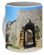 Porta All' Arco Volterra Coffee Mug