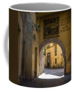 Portal De Valldigna In El Carmen Coffee Mug