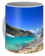 Porte D Enfer, Guadeloupe Coffee Mug