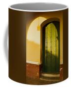 Porte Verte Coffee Mug