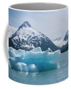 Porter Glacier Alaska II Coffee Mug