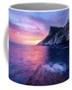 Portevenere Sunset Coffee Mug