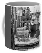 Portland Dock Coffee Mug