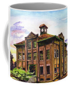 Portland Gas And Coke Building Without Border Coffee Mug