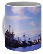 Portland Harbor Panaramic Coffee Mug