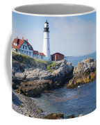 Portland Head Lighthouse Portland Me Coffee Mug