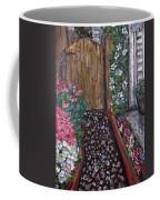 Portland House Welcome Cropped Coffee Mug