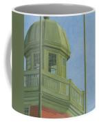 Portland Observatory In Portland, Maine Coffee Mug